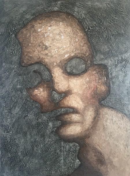 Mark Youd - Fragment XXX - 100x75cm - Oil on canvas