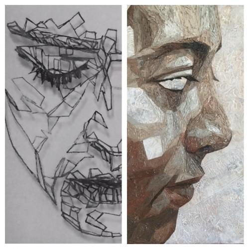 Mark Youd - RBSA Portrait Prize 2017