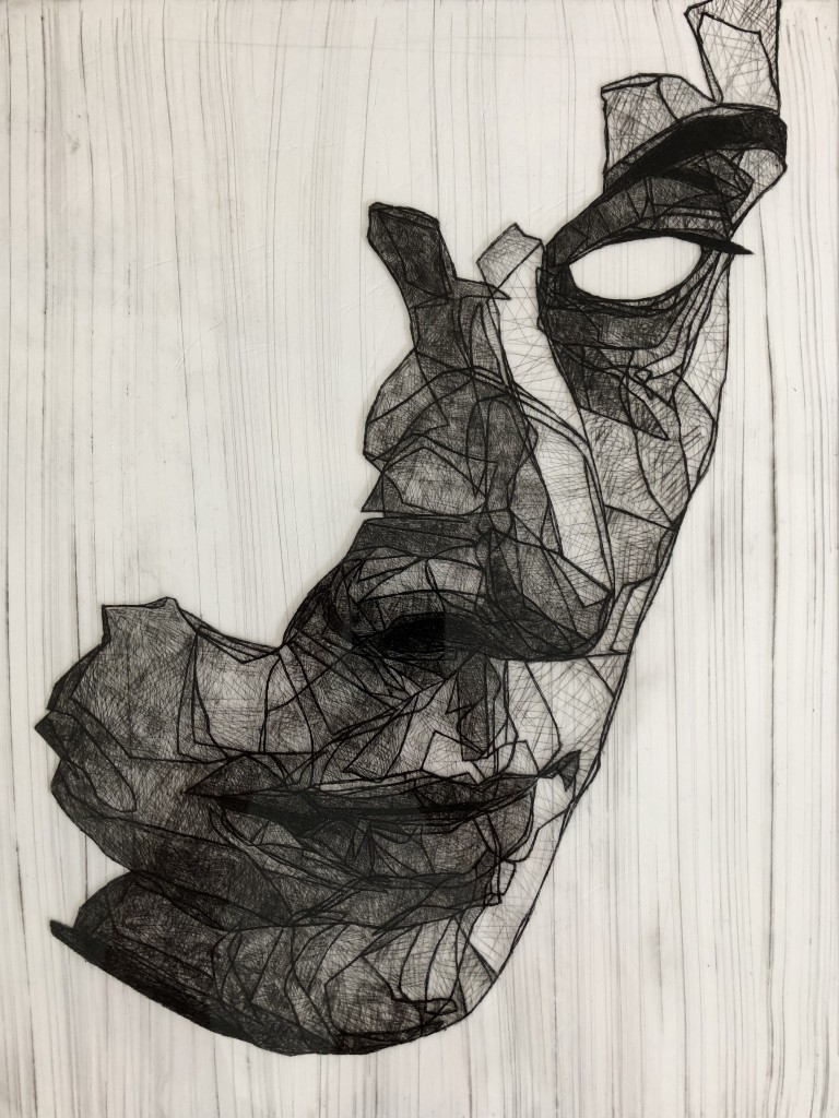 Mark Youd - Study for a Fragment VIII