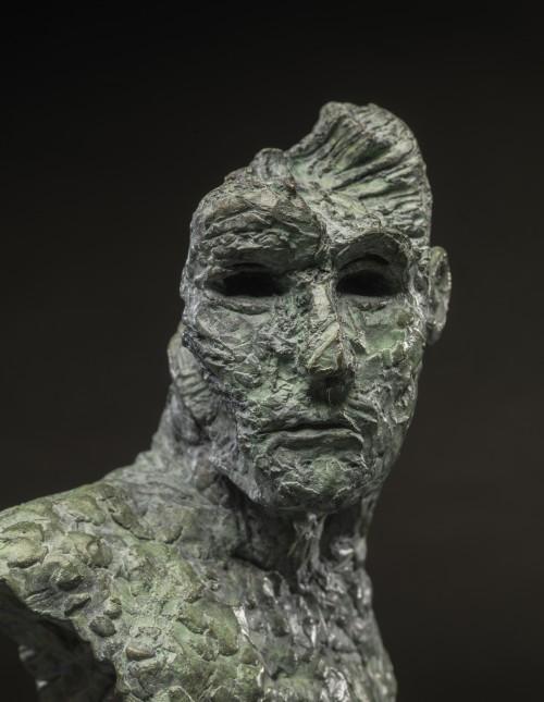 Mark Youd - Fragment LVI, Bronze, 24cm high (2)