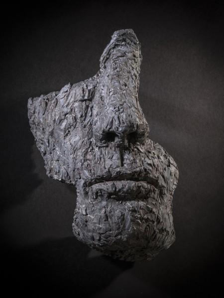 Mark Youd - Fragment LVII, Jesmonite, 27cm long (1)